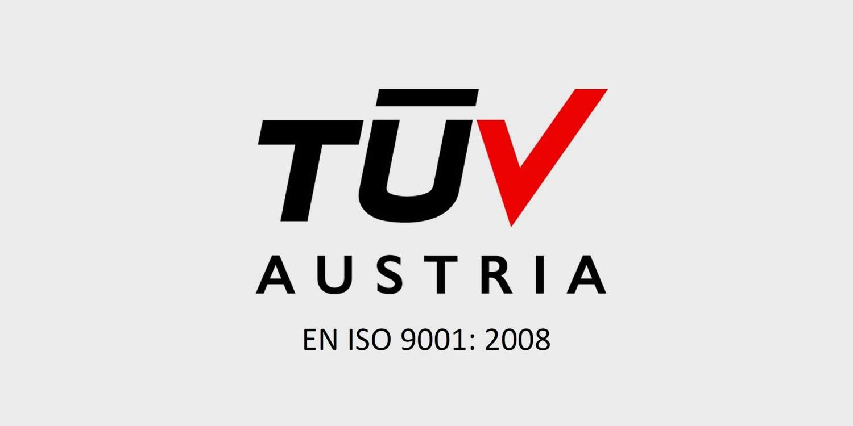 ISO 9001-2008 belgesi